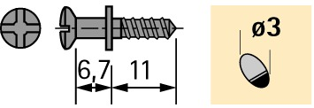 Einschraubdübel DU 328