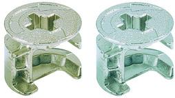 Exzenter-Verbindungsbeschlag HETTICH Rastex 15, für 19 mm Fachböden