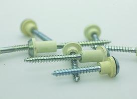 Schallschutz Gummitülle mit Schraube STAUFFER