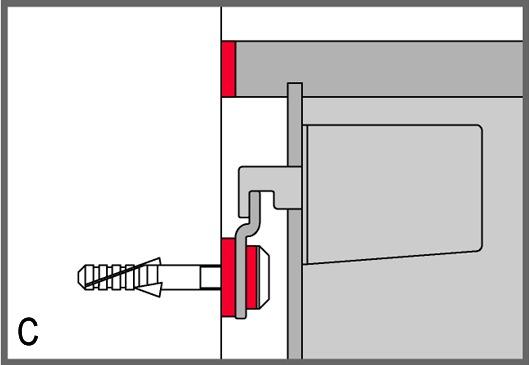 Schallschutz Gummi-Unterlage STAUFFER