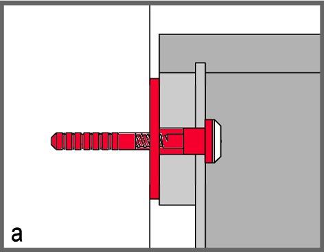 Schallschutz Gummi-Dübel mit Cuvette STAUFFER