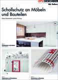 Schallschutz an Möbeln und Bauteilen, deutsch