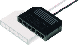 LED MultiColor 6-fach Verteiler 24 V