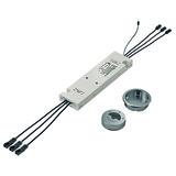 3 Kanal LED Funk-Dimmschalter Tri-Mitter 12/24 V