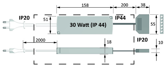 Transformatoren HALEMEIER 12 V