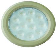 LED Ein-/Anbauleuchten L&S Emotion Nova Plus 68 Round 12 V
