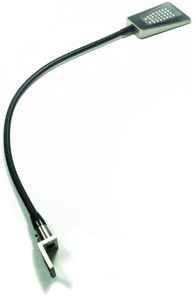 LED Anbauleuchten L&S Area Light, Leseleuchte 12 V
