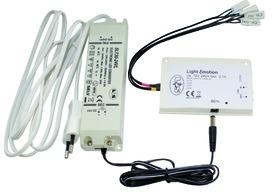 LED-Steuerungssystem E-motion Light 12/24 V Erweiterungsset