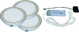 LED-Einbauleuchten-Set Moonlight E-motion Light 12 V