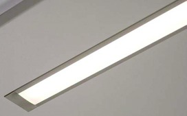 LED-Einbauleuchten Manila Plus II E-motion Light 24 V, auf Mass ...