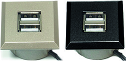 USB Doppelsteckdosen L&S 12 V