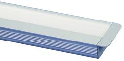 LED-Einbauleuchte Venice II E-Motion Light 24 V, auf Mass konfektioniert inkl. Endkappen, Zuleitung links oder rechts