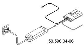 Schaltsignalverstärker L&S Emotion 12 / 24 V