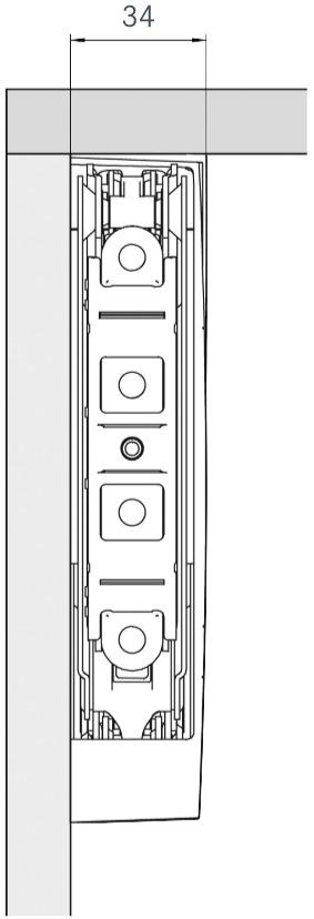 Hochklappe FREEflap mini