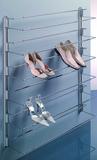 Wandschienen zu Schuhhalter