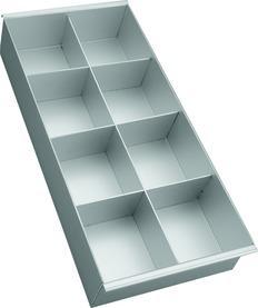 Einhängemodul Alu Box ISYS