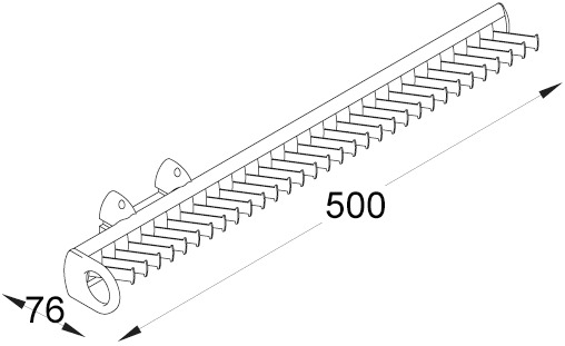 Krawattenauszüge SERVETTO SELF SYSTEM