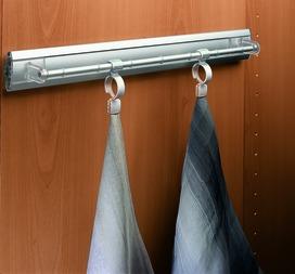 Tuchhalter SERVETTO SELF SYSTEM, Länge 432 mm