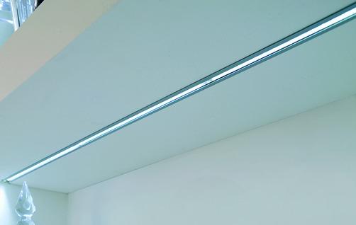 LED Einbauprofile L&S Manila IV ohne Lichtblende