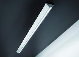 LED Anbauprofile L&S Perth/Derby 48/20 mm mit Lichtblende