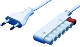 HV-Verteiler 230 V Mini schaltbar