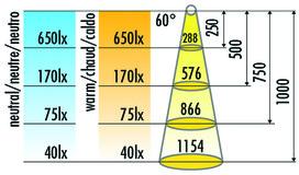 LED Anbauleuchten HALEMEIER PowerSquare 12 V