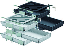 HETTICH Systema Top 2000 Vollauszug-Set