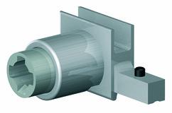 Zylinder-Druckschloss SUPRA
