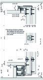 Schiebetürbeschläge EKU-COMBINO 50 H FS, Forslide