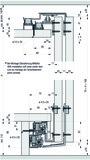 Schiebetürbeschläge EKU-COMBINO 65 H FS ul, Forslide
