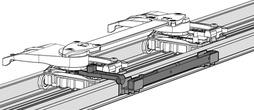 Optionale Öffnungsdämpfung PLANO