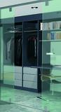 Schiebetürbeschläge HAWA-Ordena für VSG/ESG-Glas