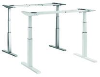 Höhenverstellbares Elektro-Schreibtisch-System Pro 470 SLS