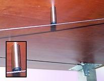 Schwingungsdämpfer zu Seilkreuzspanner
