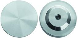 Montageplatten für Glas