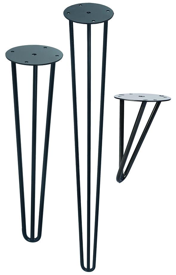 Tisch- und Möbelfüsse