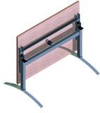 Tisch-Klappgestell FLIP-N-STORE