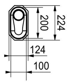 Unterbauspülen FRANKE Largo LAX 110 10
