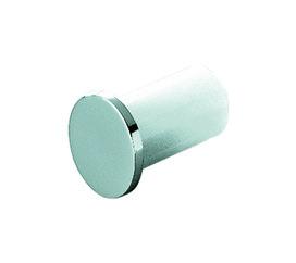 Reling-Rohr-Endstücke ø 16 mm, verchromt