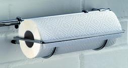 Papierrollenhalter mit Abrisskante ø 16 mm, Edelstahl