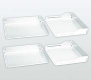 Einhängetablar-Set PEKA Libell 450
