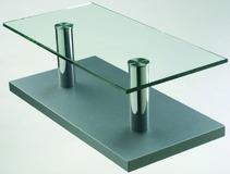 Barkonsolen für Glas, gerade oder geneigt 30/60°