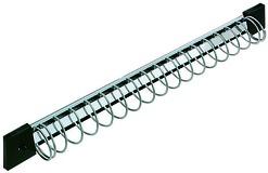 Spiralfeder-Besenhalter, verzinkt