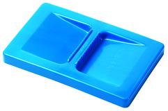 Deckel zu Kleinbehälter, blau