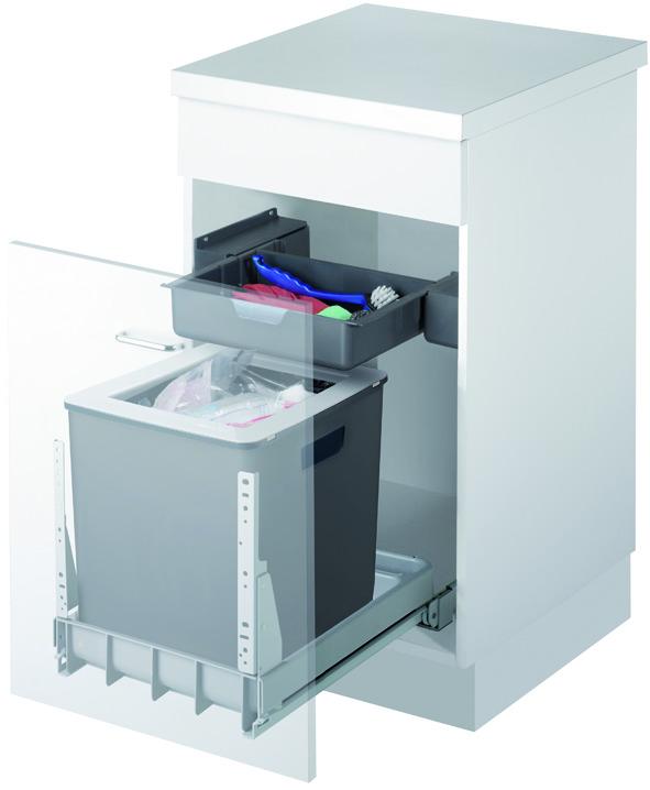 Kehricht-Auszugsystem MÜLLEX BOXX40-R / EURO BOXX40-R