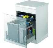 Kehrichtsystem MÜLLEX ZK-BOXX 55/60 BIO für HETTICH AvanTech
