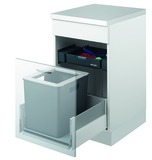 Kehrichtsystem MÜLLEX EURO ZK-BOXX 40/45/50 für HETTICH AvanTech