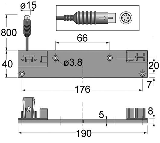 Set-Profilaufnahmen (3) HETTICH easys