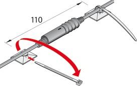 Kabelbinder-Set