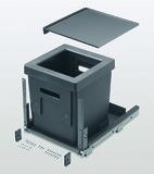 PEKA Abfallsystem OekoComplet 40 Liter Easy Clip